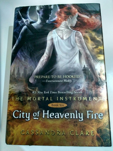 City Of Heavenly Fire Cassandra Clare