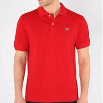 Camisa Polo Lacoste Live Original Vermelho