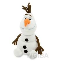 Pelucia Olaf Musical Disney Frozen Boneco Antialergico Show