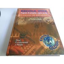 Livro Escola Viva O Tesouro Do Estudante Ed. Milleniun