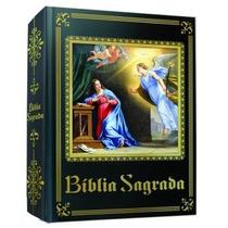 Bíblia Sagrada Edição Luxo 2015 - Capa Preta - Católica