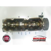 Cabeçote Motor Fiat Evo 1.0 - Novo Uno Completo Original