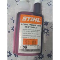 Oleo Stihl Para Motores 2 Tempos Baja 1/5 Ou Motores Competi