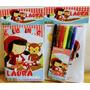 Promoção- Kit Colorir + Canetinha 6 Cores Personalizado!