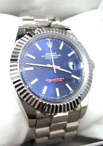 c280c31a6b4 Relógio Rolex Day Date Azul. R  460