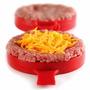 Abafador Forma Máquina Hamburguer Carne Modelador Prensador
