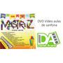Dvd Vídeoaulas De Sanfona 14 Músicas - São João Na Roça