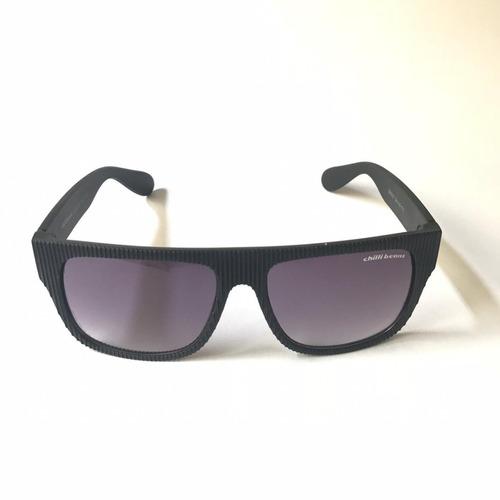 163fd7037ece8 Óculos De Sol Masculino Chilli Beans Uv 400 Capa+flanela