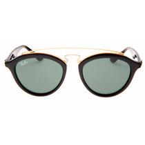 Óculos De Sol Feminino Lançamento Gatsby Rb4257 Original Nf
