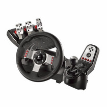 Volante Logitech G27 Racing Wheel + Nfe