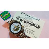 Citizen New Wingman C080 Branco - Aqualand Combo Windsurf