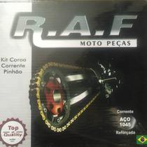 Kit Relacao Cbx250 Twister Anti-ruido Todos Os Anos