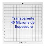 6 Bases De Corte Para Silhouette Cameo 30x30 Com Cola - 40mm