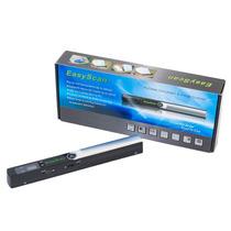 Scanner Portatil De Mão Wireless Alta Resolução Usb Sd Jpeg