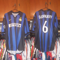 Camisas de Futebol Camisas de Times Times Italianos Masculina Inter ... 1c551faf73341