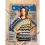 Revista Moda Crochê 101 Lã Linha Coletes Blusas Casacos