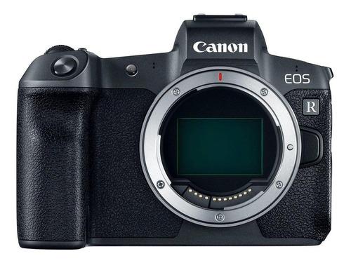 Canon  Eos R Mirrorless Preta