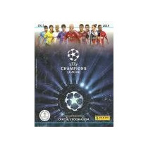 012/2013 Figurinhas Album Uefa League 2013/2014