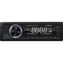 Mp3 Player Automotivo Eterny Rádio Fm Entradas Usb