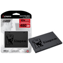 Hd Ssd Kingston 480gb Ssdnow A400 Sata 3 6gb/s P. Entrega!