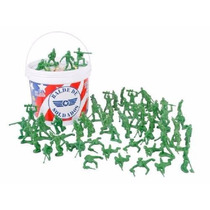 Balde 60 Soldados Toy Story - Toyng 26762