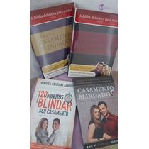 Kit 2 Bíblias E 2 Livros - Casamento Blindado(novo/original)