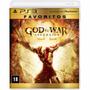 God Of War Ascension Favoritos Ps3 Mídia Física Lacrado Pt B