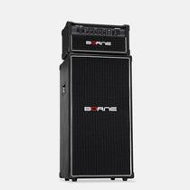 Amplificador Borne/baixo-pro200cabeçote+passiv