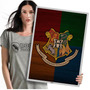 Painel Banner Decorativo Festa Harry Potter Hogwarts A2 34 Original