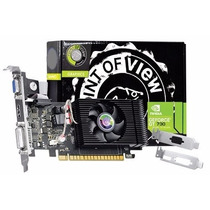 Placa De Video Nvidia Geforce Gt 730 2gb Ddr3 128 Bits Hdmi