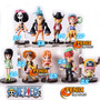 105 Miniatura Bonecos Cavaleiros Do Zodiaco One Piece Batman