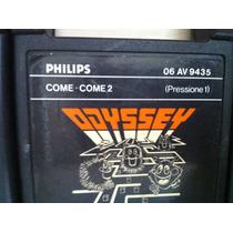 Fita De Vídeo Game Odyssey Zerada Come Come Pac Man