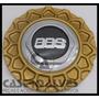 produto Calota Tampa Miolo Roda Aro 17 Bbs Brw 900 Dourada - 1 Pç