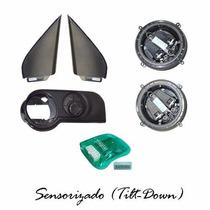Kit Retrovisor Elétrico Gol Parati Saveiro G4 Vwse106 Prata
