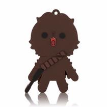 Pendrive Star Wars 8gb Chewbacca
