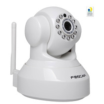 Câmera Ip Wirelles Foscam Fi8918w * Branca * Garantia 1 Ano