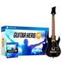 Jogo Guitar Hero Live + Guitarra Oficial (ps4) - Activision
