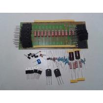 Kit Para Montar Amplificador 1000w Com 2sc5200/2sa1943