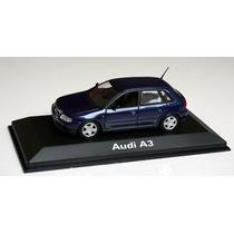 Audi A3 4 Portas 1997 A 2008 1:43 Minichamps