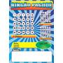 Cartelas Personalizadas De Bingo - 75 Números
