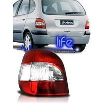 Lanterna Traseira Renault Scenic 01 02 03 04 05 06 07 08 11