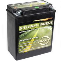 Bateria Moto Honda Cb 450 Ate 1986 - 12 Ampéres