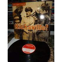 Kicksville Raw Rock A Billy Acetates Lp Imp 2005