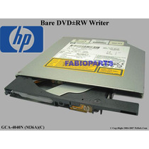 Gravador Dvd Notebook Ide Gca-4040n Dvd-rw Cd Cd-rw S05d Hp