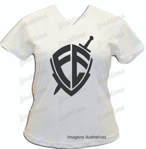 dcb0997bb Camisetas Estampas Evangélicas Fé à venda em Ituverava São Paulo por apenas  R$ 29,99 - CompraMais.net Brasil