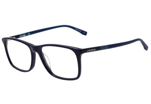 06792b0c36 Lacoste L 2752 - Óculos De Grau 424 Azul Brilho - Lente 5