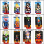 Boneco Dragon Ball Action Figure Unitário Action Figure Dbz