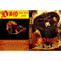 Dio - Live Irving Plaza New York 2000 Dvd