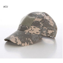 Boné Camuflado Digital Acu - Baseball Cap - Velcro Patch