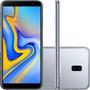Celular Samsung J6 Plus Prata 32gb 3gb Ram 6  Sm j610g 32dl